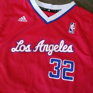 [ADIDAS]  LA Clippers Jersey #32 Blake Griffin